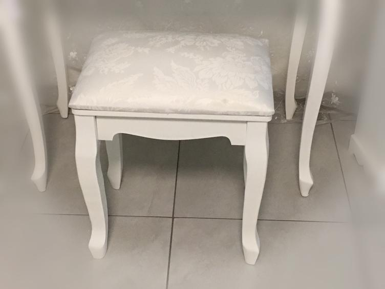Hocker Shabby Chic