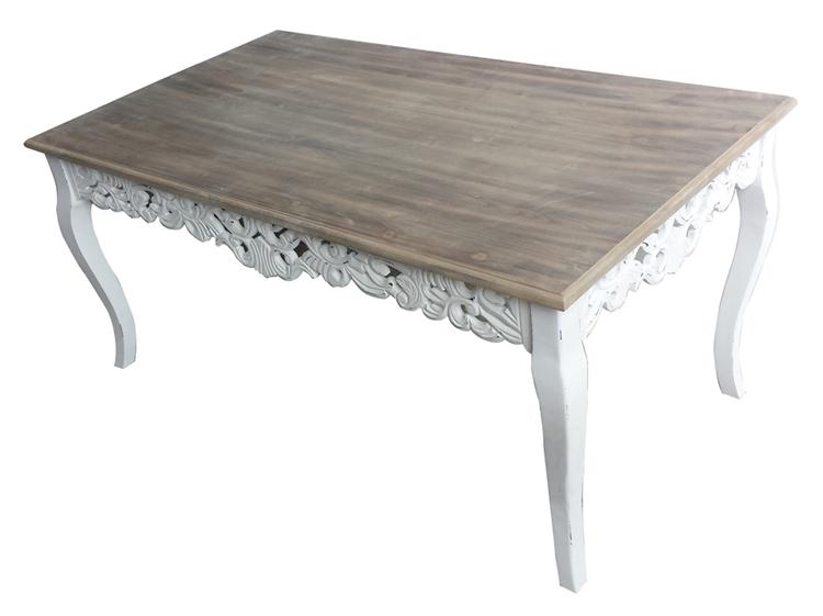 couchtisch shabby chic 3491 esstische couchtische m bel atelier roosarot. Black Bedroom Furniture Sets. Home Design Ideas