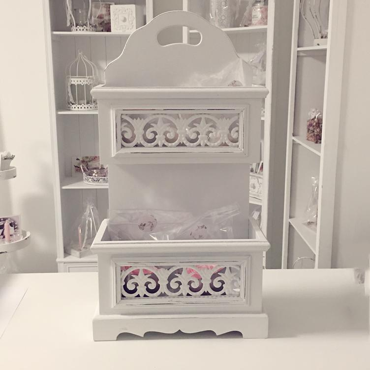 Shabby Chic Ablage