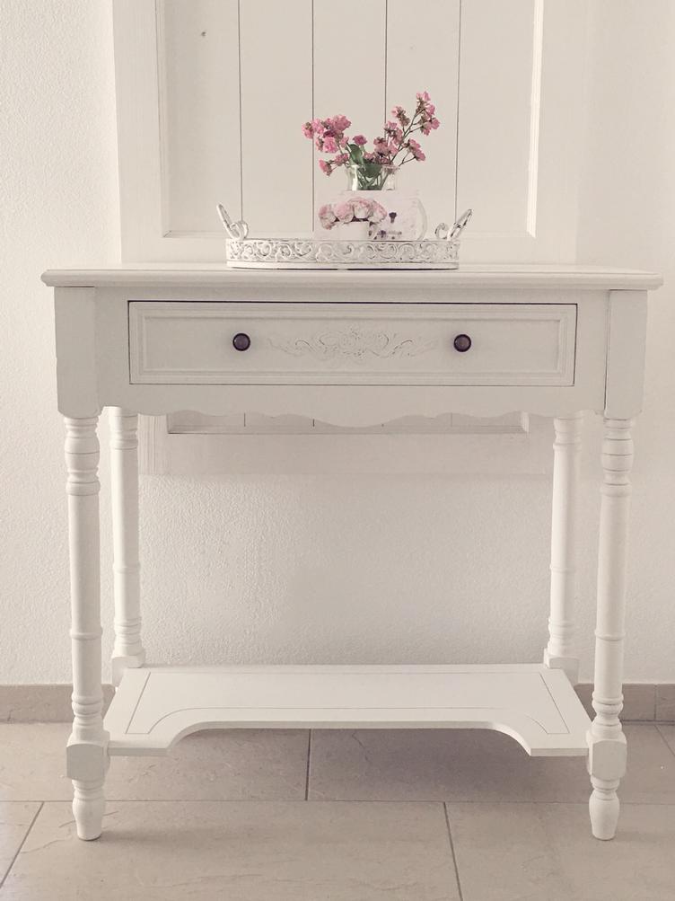 shabby chic beistelltisch 3810 neu aktuell atelier. Black Bedroom Furniture Sets. Home Design Ideas