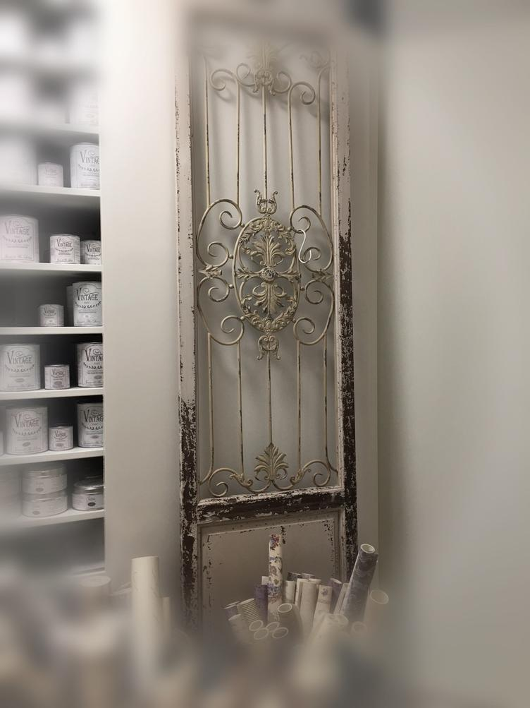 Shabby Chic Fensterladen