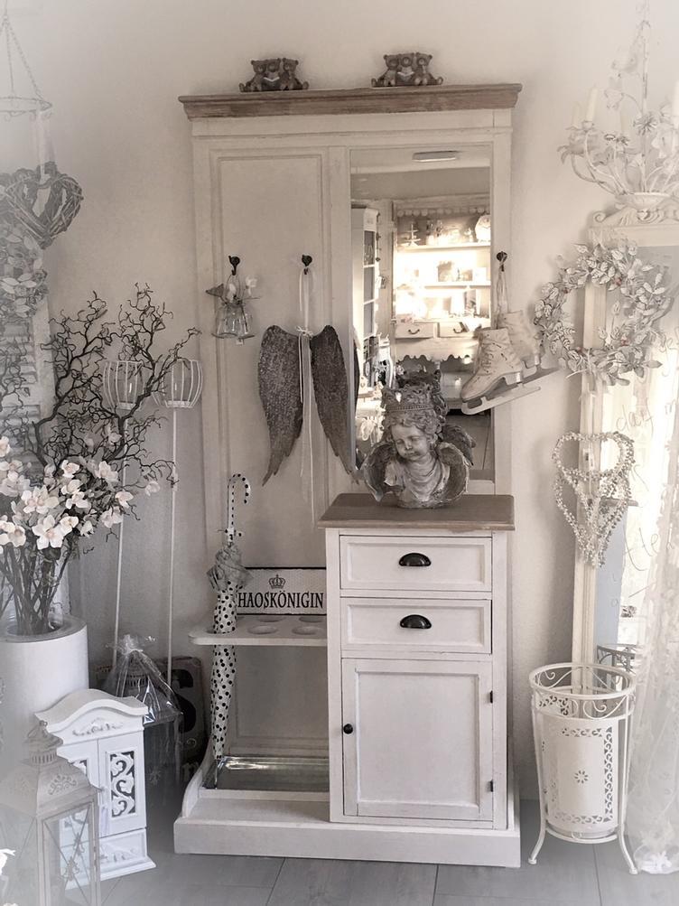 Shabby Style Garderobe garderoben | möbel | atelier roosarot