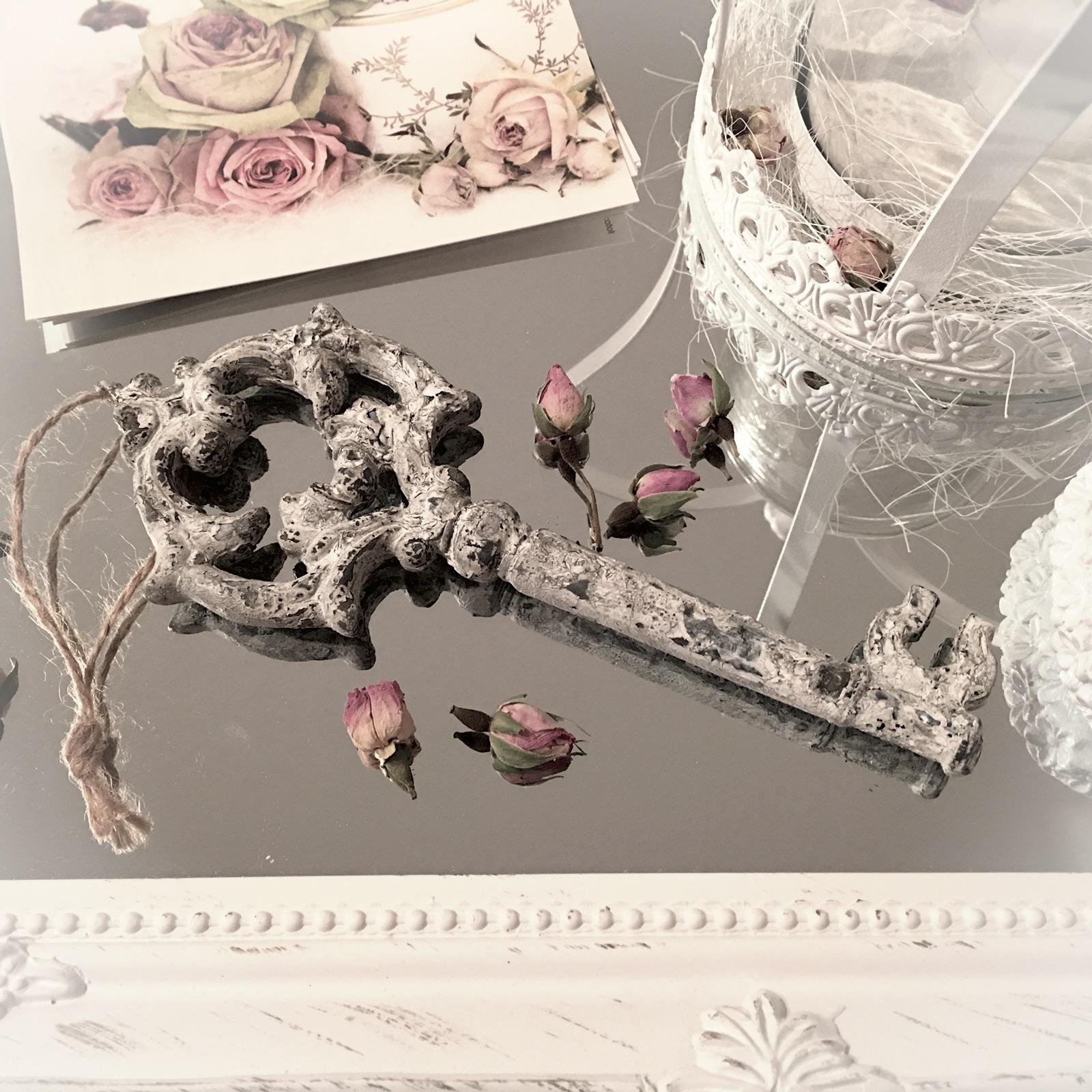 Wohnaccessoires Vintage vintage schlüssel mit patina 1 5545 wohnaccessoires wohnen